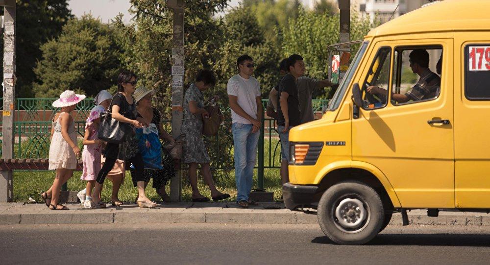 Азиатское видео в общественном транспорте