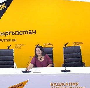О ситуации с русским языком в КР рассказали в пресс-центре Sputnik Кыргызстан
