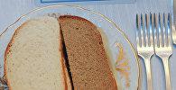 Хлеб на столе. Архивное фото