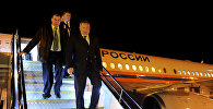 Кыргызстанга Россиянын өкмөт башчысынын орун басары Дмитрий Рогозин келди