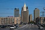 Москвадагы ТИМ имараты. Архивдик сүрөт