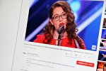 Снимок с видеохостинга Youtube канала America's Got Talent. Уроженка штата Колорадо (США), потерявшая слух 11 лет назад