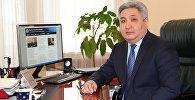 Чрезвычайный и Полномочный Посол КР в РФ Болот Отунбаев