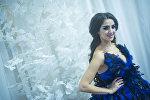Модель из Кыргызстана Сусанна Егорян, которая представит страну на международном конкурсе красоты World Next Top Model 2017 в Ливане
