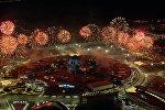 Обалдеть, как красиво! Салют в Астане с открытия ЭКСПО-2017