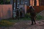 Москванын Раменск районундагы Кратово айылында жай тургундарга ок чыгарган киши төрт саатка жакын аскер операциясында жок кылынды