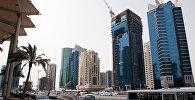 Катардын борбору Доха шаары. Архив