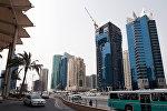 Доха шаары. Катар. Архив