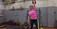 Екатерина Старикова, добившаяся больших результатов в гиревом спорте, неоднократно выступала на международных соревнованиях, у спортсменки более 200 медалей