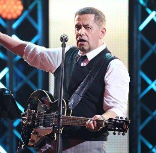 Лидер группы Любэ, народный артист России Николай Расторгуев. Архивное фото