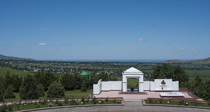 Улуу жазуучу Чыңгыз Айтматовдун мемориалдык комплекс