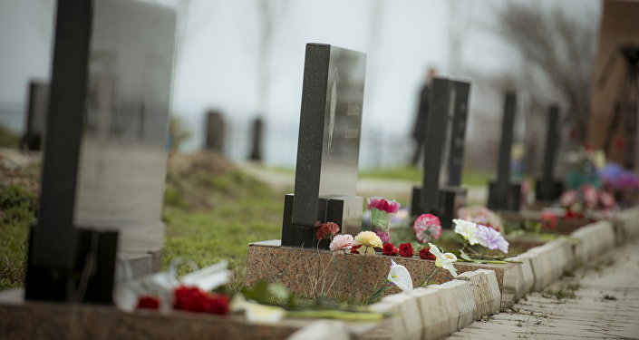 2010-жылдагы Апрель революциясынын баатырларына арналган мемориалдык комплекс