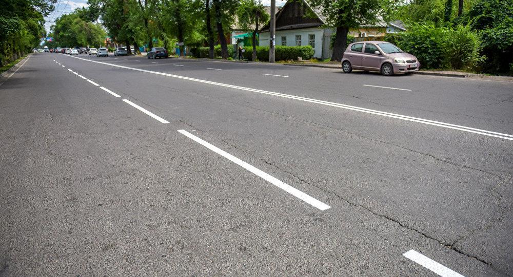 Отремонтированная улица. Архивное фото