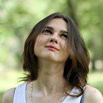 Колумнист, юная поэтесса Ксения Милохова