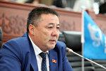 Депутат Улукбек Ормонов. Архивдик сүрөт