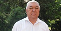 Ош облустук кан борборунун директору Осмонакун Шамшидинов
