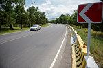 Бишкек шаарындагы төрт көчөдө оңдоп-түзөө иштери соңуна чыгып колдонууга берилди