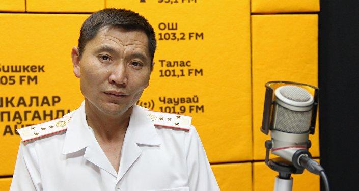 Киргизский оппозиционер отверг обвинения вподготовке захвата власти