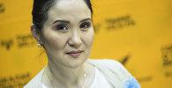 Руководитель клиники косметологии и пластической хирургии Айнура Сагынбаева