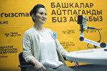 Архивное фото косметолога с 15 летним стажем Айнуры Сагынбаевой
