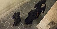 Женщины в парандже. Архивное фото