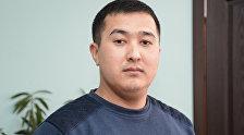 Кыргызстан Дин башкармалыгынын маалымат бөлүмүнүн башчысы Максат Атабаевдин архивдик сүрөтү