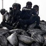 Работа в угольных шахтах Индии