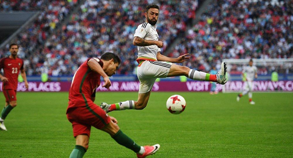ВКазань прилетели футболисты сборной Чили