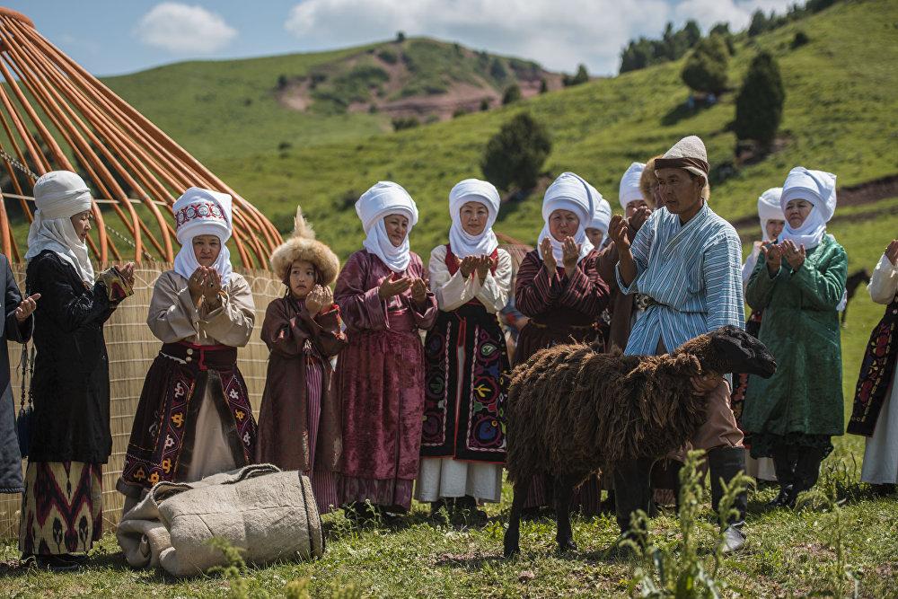 отдыха, обычаи и традиции кыргызского народа с картинками твоей победы