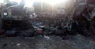 Ананьево айылындагы газ баллон жарылган кырсыктын кесепети