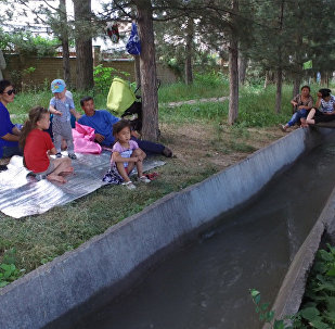 Бишкектин Ленин районунда 100дөй адам көчөдө калды. Бийлик себебин түшүндүрүп берди