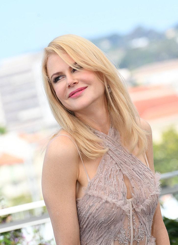 Голливудская актриса