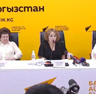 Оказание помощи ветеранам обсудили в пресс-центре Sputnik Кыргызстан