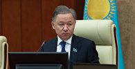 Казакстан парламентинин Мажилис төрагасы Нурлан Нигматулин