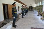 Бишкекте Михаил Фрунзе атындагы мемориалдык үй-музейинде Кандуу беттешке каршы тургандар аттуу сүрөт көргөзмөсү ачылд