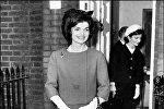 АКШнын мурдагы канайымы Жаклин Кеннединин архивдик сүрөтү