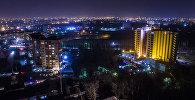 Вид на гостиницу Ак-Кеме с высоты. Архивное фото