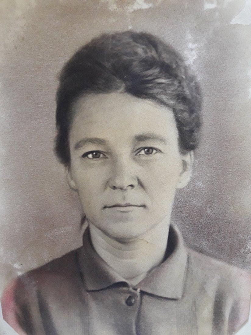 Уроженка Казахстана, мать десятерых детей Валентина Елисеева