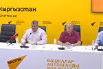 Расширение сил НАТО обсудили в пресс-центре Sputnik Кыргызстан