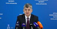 Министр здравоохранения Казахстана Елжан Биртанов. Архивное фото