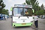 Мэрия Бишкека починила свыше 30 автобусов, простаивающих из-за поломки