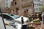 Сауд Аравиянын полициясы Мекке шаарындагы Аль-Харам мечитинде жардырууну алдын алды