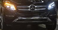 Mercedes-Benz автоунаасы. Архив