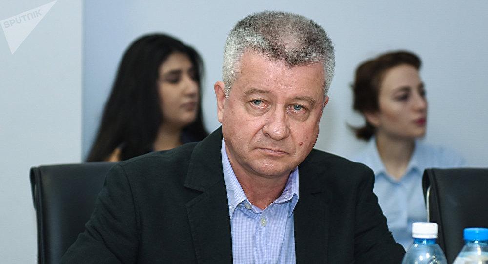 Руководитель Центра перспективных исследований Сергей Масаулов. Архивное фото