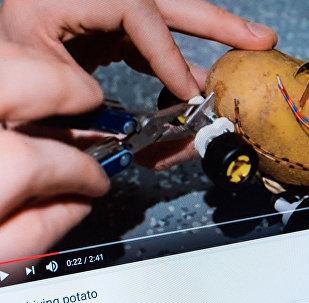 Youtube видеохостингинин Marek Baczynski аттуу колдонуучунун бетинен тартылган кадр