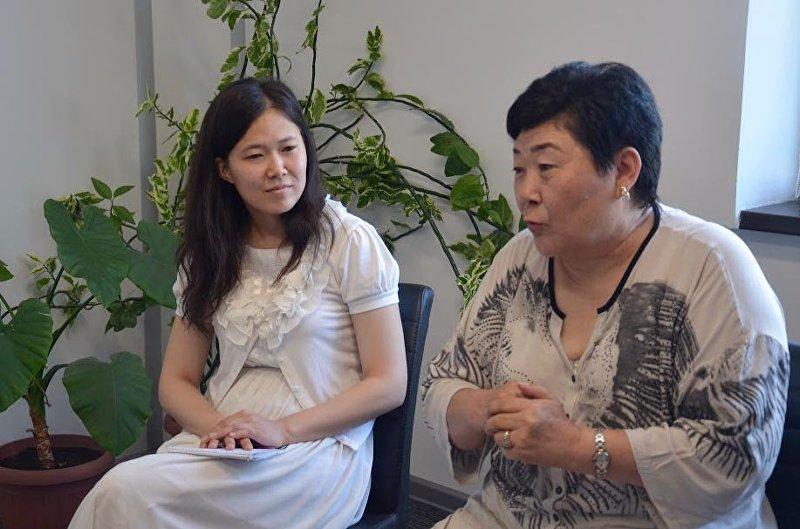 Выпускница курса по управлению бизнесом Японского центра Жамиля Сабитахунова