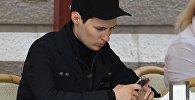 Архивное фото создателя Telegram Павла Дурова
