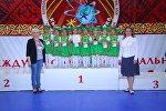 Кыргызстандык бийчилер Борбор Азиянын үчүнчү эл аралык бий олимпиадасында байгелүү орундарга жетишти