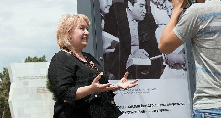 Руководитель Sputnik Кыргызстан Елена Череменина сказала, что агентство всегда готово поддержать проекты, рассказывающие об истории и самобытности кыргызского народа.