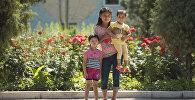Кыргызстандын 100 жыл мурунку жана азыркы балдары. Урпактардын тарыхы сүрөттө